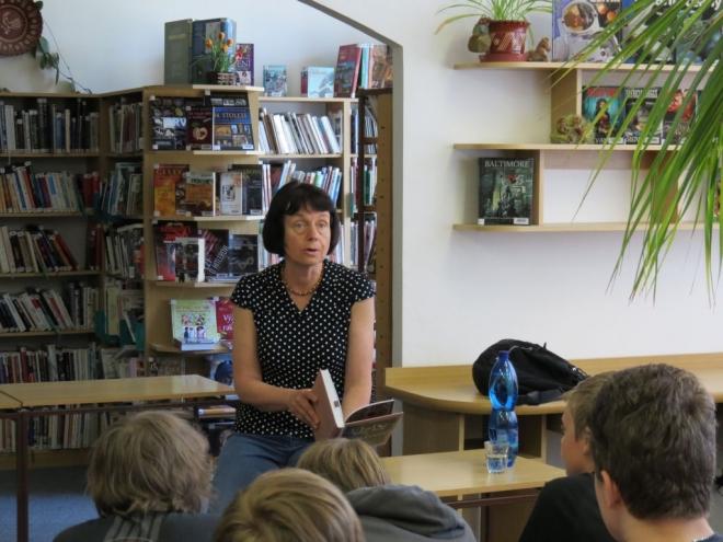 beseda - Procházková 2012