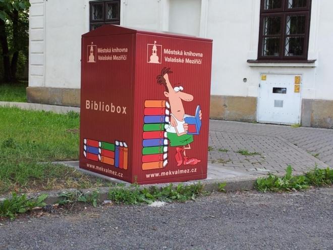 Bibliobox Bedřich