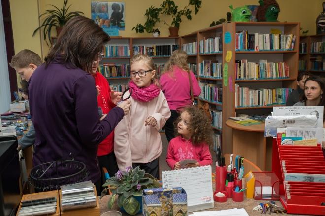 Den pro dětskou knihu 2015