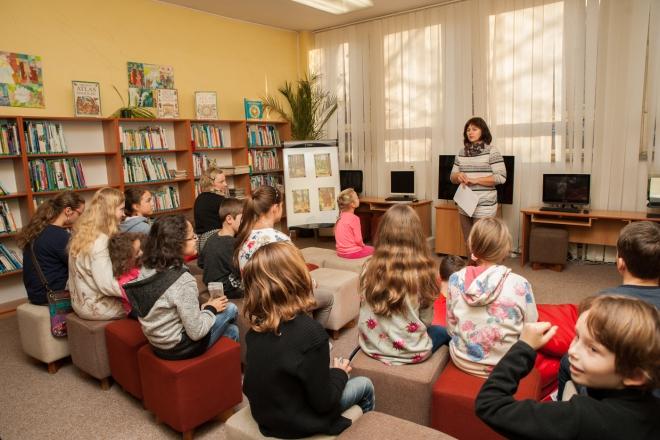Den pro dětskou knihu 2016