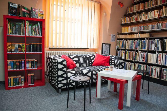 Dospělí a zvuková knihovna