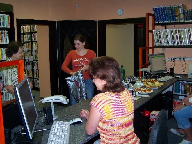 Knihovna otevírá svou náruč