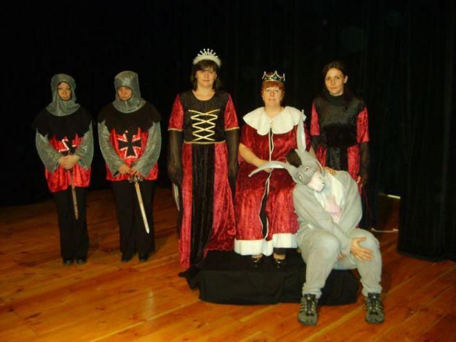 Pasování prvňáčků 2008