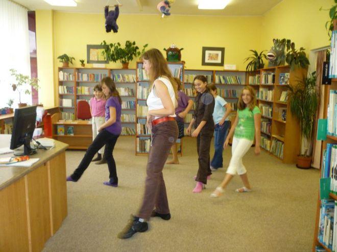 Prázdninová knihovna 2010