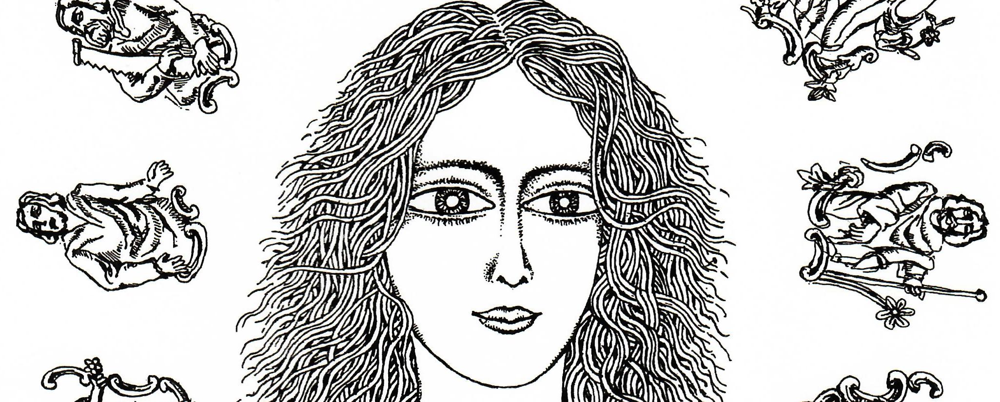 Kresba - ilustrace - grafika
