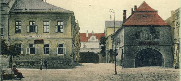 Valašské Meziříčí - pohled do historie