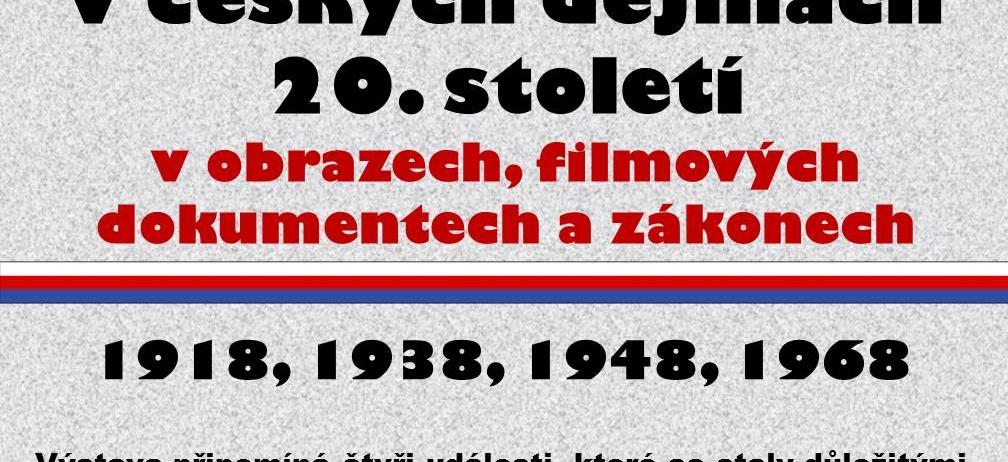 Významné osmičky v českých dějinách