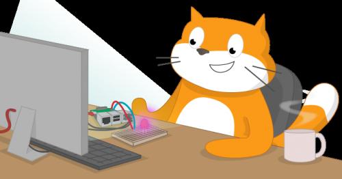 Programování s kocourem Scratchem