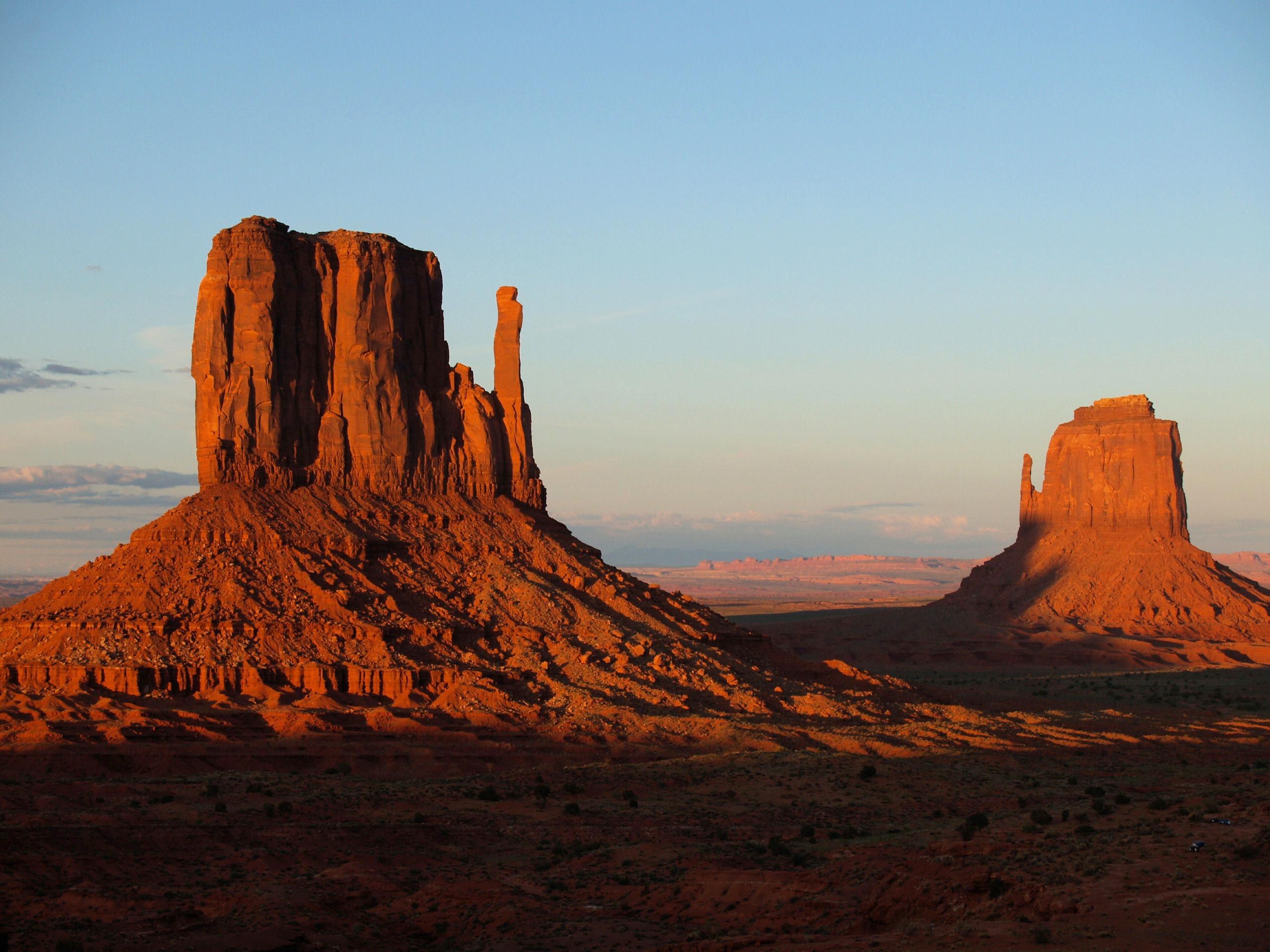 Národní parky jihozápadu USA