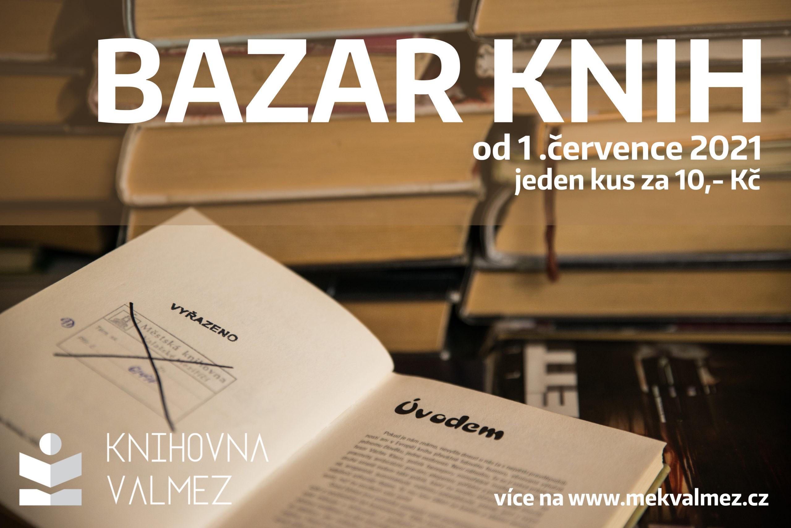 Bazar knih 2021